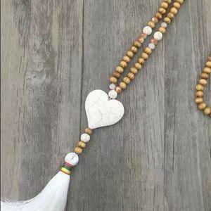 Jewelry - Ethnic Boho Tassel Long Neckkace